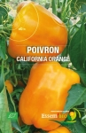 CALIFORNIA WONDER ORANGE - BIO