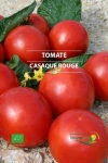 CASAQUE ROUGE - BIO